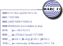 RETRIEVE MARC 21 DATA