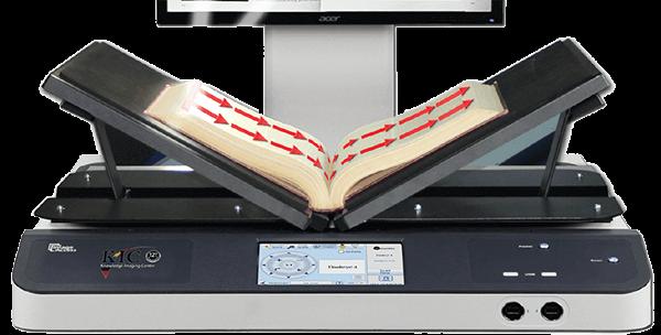KIC Scanner扫描书